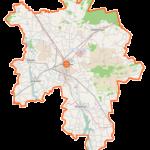 Inowrocław mapa