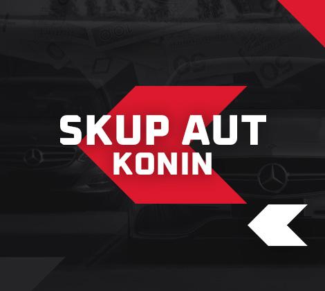 skup aut Konin